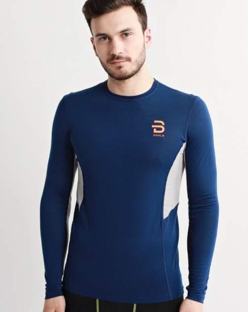 Лонгслив Bjorn Daehlie Training Wool For Men, estate blue, XXL
