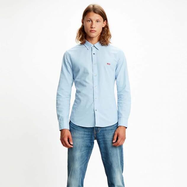 Рубашка мужская Levi's 86625-0005, голубой