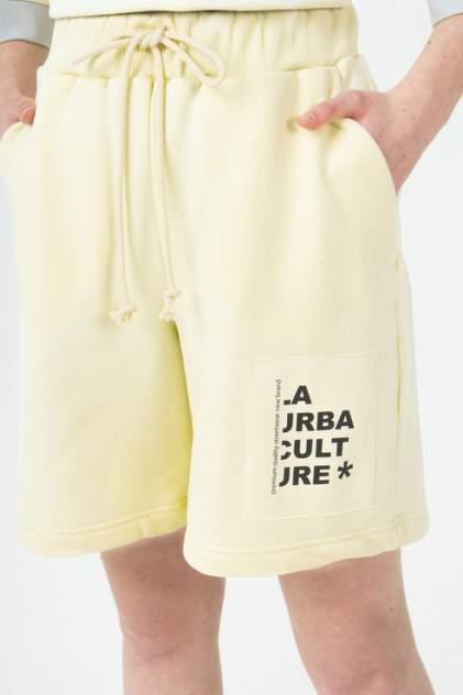 Спортивные шорты женские LA URBA PERSON VAN-074 белые 44-46 RU