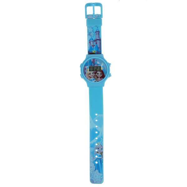 Часы, показывают время и дату на блистере 28,5*8,5*1см ТМ ИГРАЕМ ВМЕСТЕ