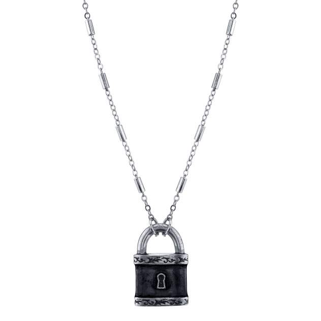 Подвеска из бижутерного сплава с эмалью 50 см 1928 Jewelry 1928-52965