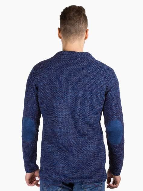 Кардиган мужской DAIROS GD69300676 синий 3XL
