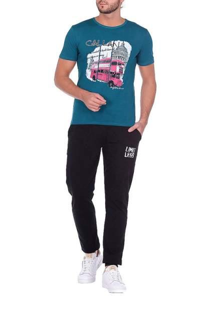 Спортивные брюки мужские BLACKSI 5208 черные XL