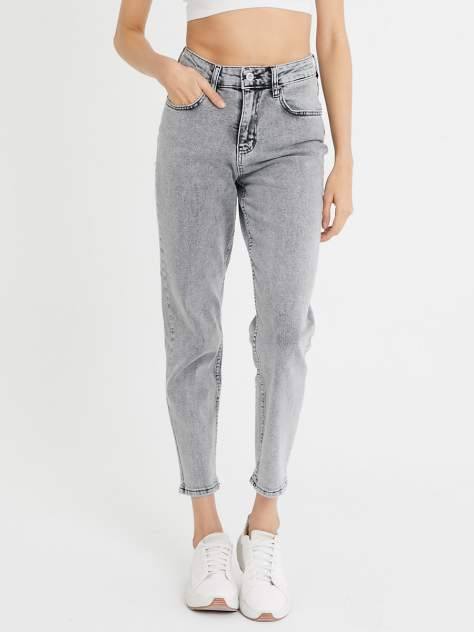 Женские джинсы  REAL BLUE GD43800032, серый