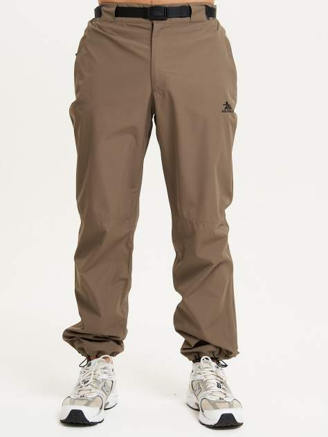 Спортивные брюки VALIANLY 93231, коричневый