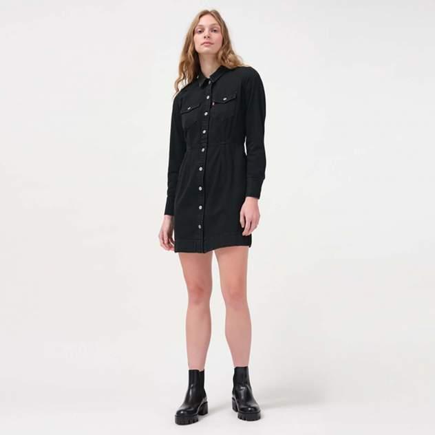 Женское платье Levi's 38950-0000, черный