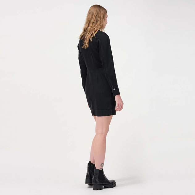 Платье-рубашка женское Levi's 38950-0000 черное S