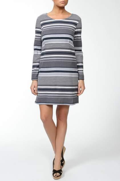 Домашнее платье Веста 10023-1, серый