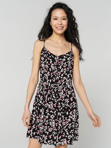 Платье женское ТВОЕ A6362 черное XS