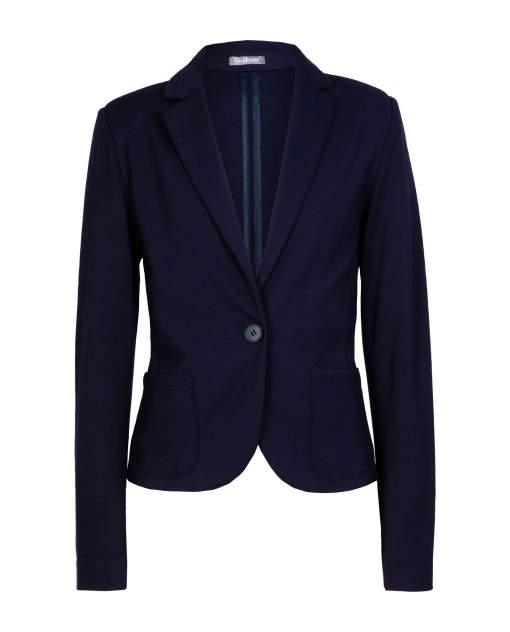 Пиджак для девочек Gulliver, цв. синий, р.146