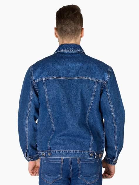 Джинсовая куртка мужская Dairos GD5060105 синяя XXL