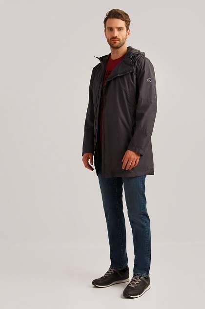 Куртка мужская Finn-Flare B19-42002 серая 2XL
