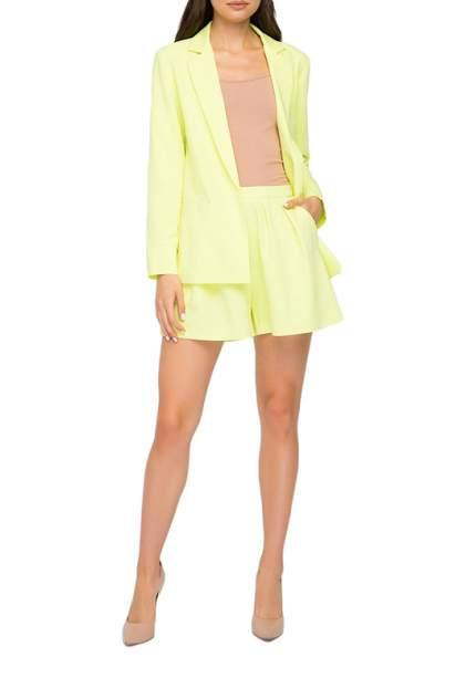 Женский костюм Fors КС045, желтый