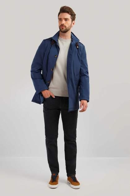 Куртка мужская Finn-Flare B19-21012 голубая 5XL