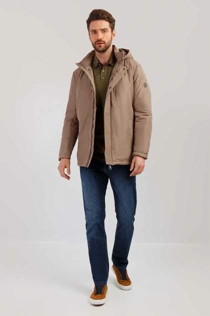 Куртка мужская Finn-Flare B19-21013 бежевая 2XL