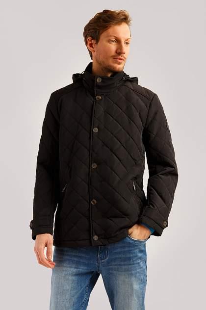 Куртка мужская Finn-Flare B19-21002 черная 2XL