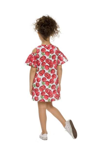 Платье детское Pelican, цв. красный, р-р 92