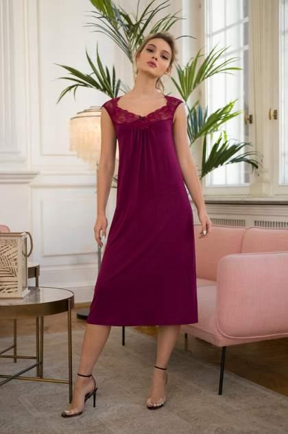 Ночная сорочка женская Mia Cara Asia фиолетовая 42-44