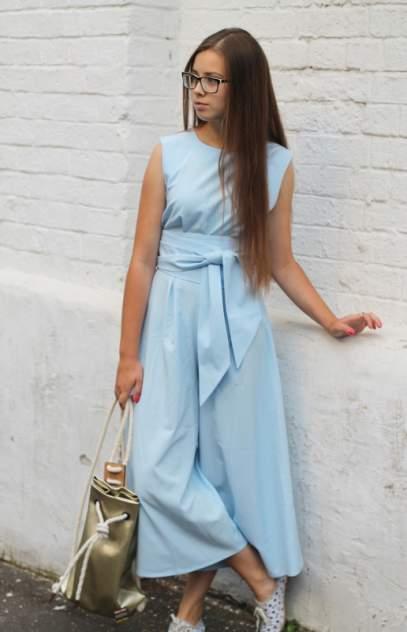 Комбинезон женская FUTTUR Serenity Blue голубая 40