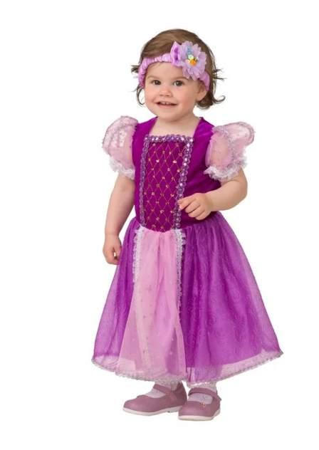 Карнавальный костюм Принцесса Рапунцель, размер 28
