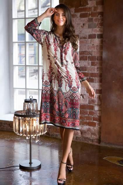 Домашнее платье женское Mia-Mia Shakira 16075 Red красное XL