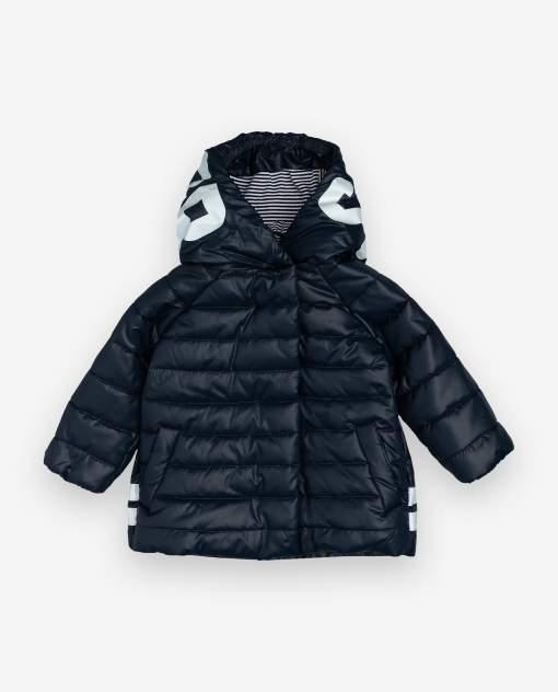 Пальто детское Gulliver, цв. синий