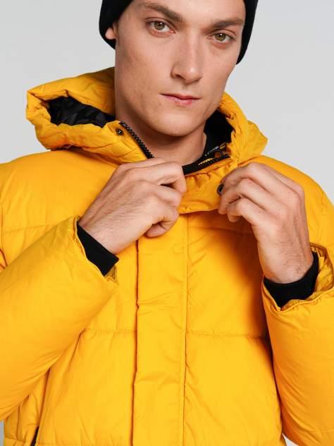 Зимняя куртка мужская ТВОЕ A6623 желтая L