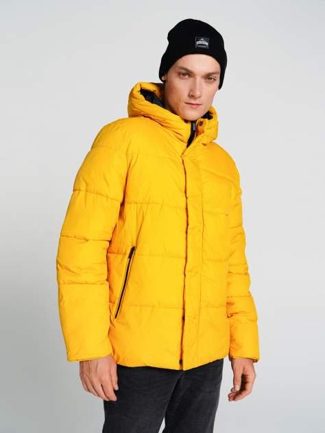 Зимняя куртка мужская ТВОЕ A6623 желтая M