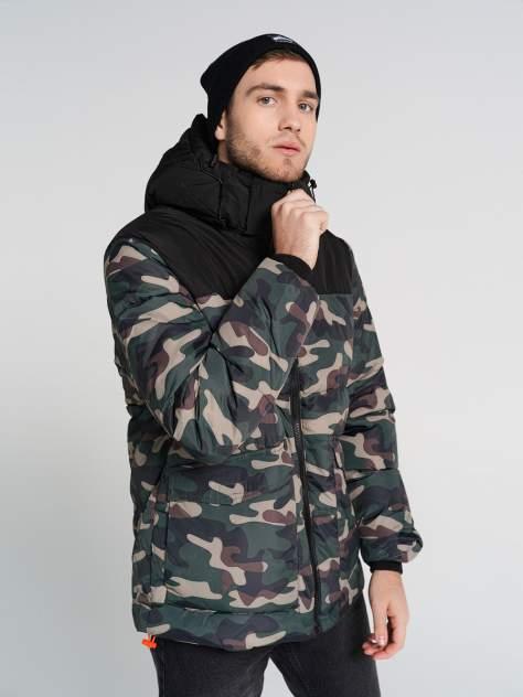 Зимняя куртка мужская ТВОЕ A6626 разноцветная S