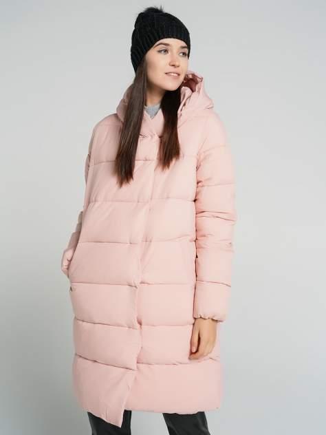 Пуховик-пальто женский ТВОЕ A6555 розовый S