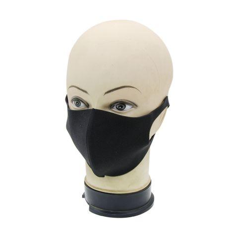 Многоразовая маска Pitta Mask черная 3 шт.