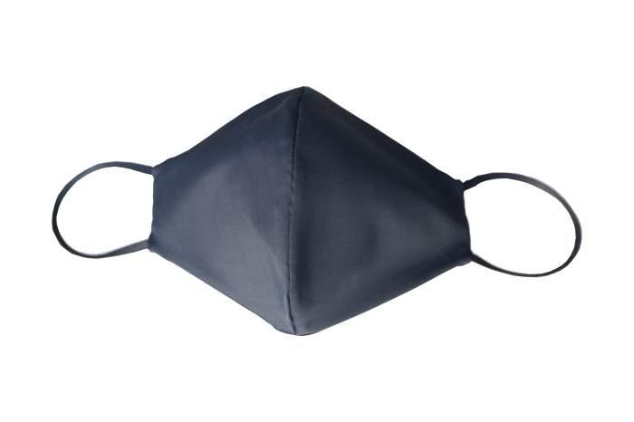 Многоразовая защитная маска детская Healthcare 1219513 черная 1 шт. S