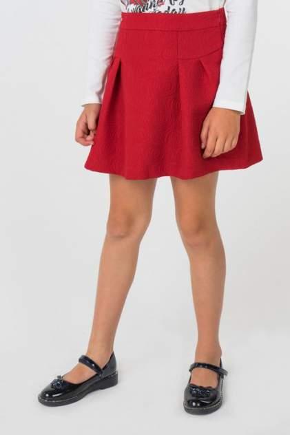 Юбка для девочки Mayoral, цв.красный, р-р 92