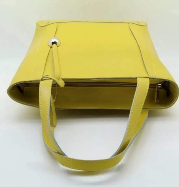 Шоппер женский Fuzi house 879 желтый
