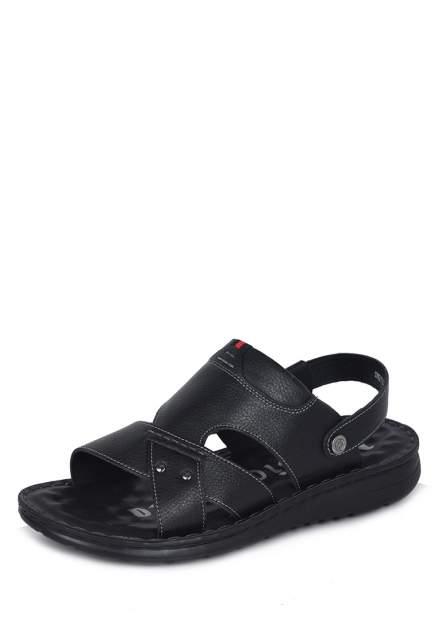 Мужские сандалии Alessio Nesca SN21SS-32A, черный