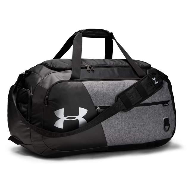 Сумка унисекс Under Armour Undeniable Duffel 4.0 LG Bag серая