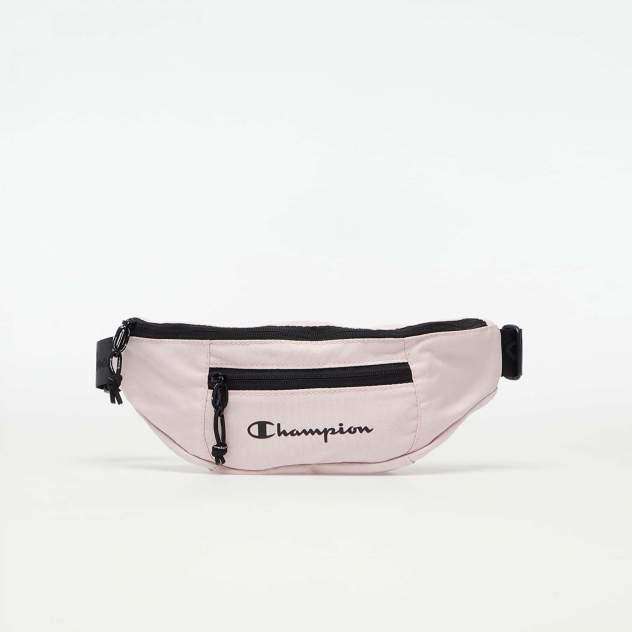 Поясная сумка унисекс Champion Legacy Belt Bag розовая