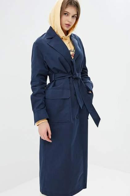 Женский тренч Baon B089006, синий