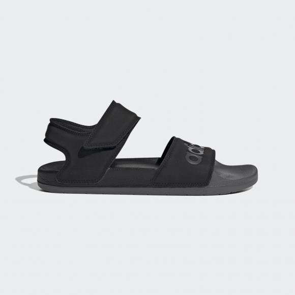 Мужские сандалии Adidas Adilette Sandal, черный