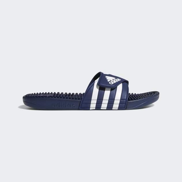 Шлепанцы мужские Adidas Adissage, синий