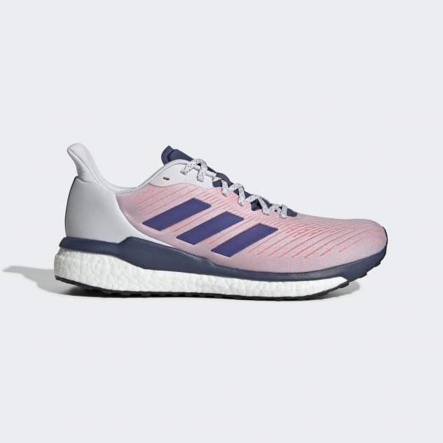 Кроссовки мужские Adidas SOLAR DRIVE 19 M, розовый