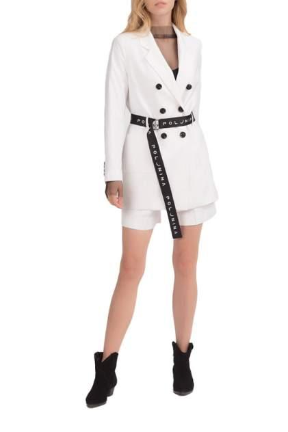 Женский костюм POLUNINA L15WH, белый