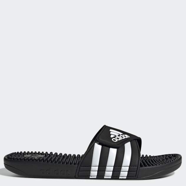 Шлепанцы мужские Adidas Adissage, черный