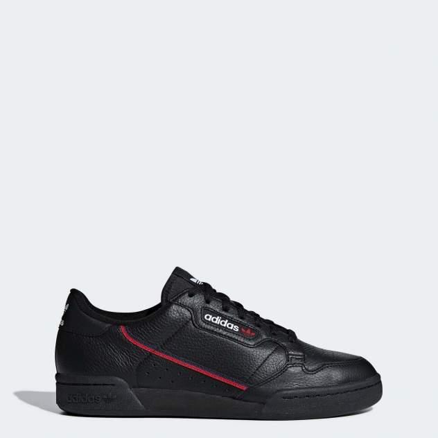 Кроссовки мужские Adidas Continental 80, черный