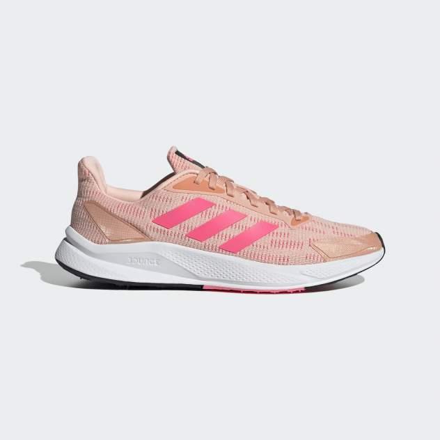 Кроссовки женские Adidas X9000L1, розовый