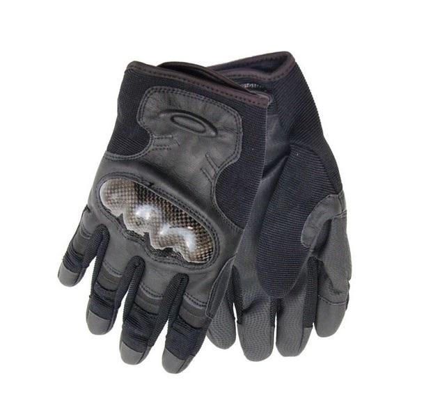 Перчатки страйкбольные TAC (0202E) (Black, X-Large)