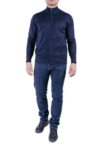 Кардиган мужской CUDGI CFK21-11 синий 56