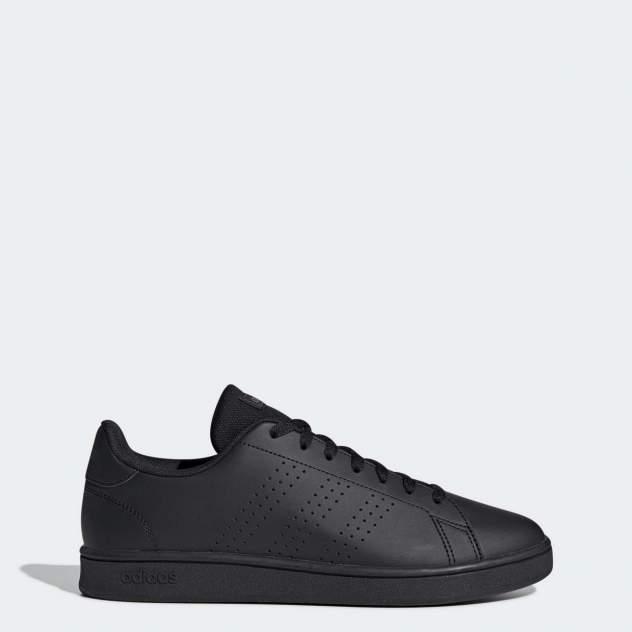 Кеды мужские Adidas Advantage Base черные 7.5 UK