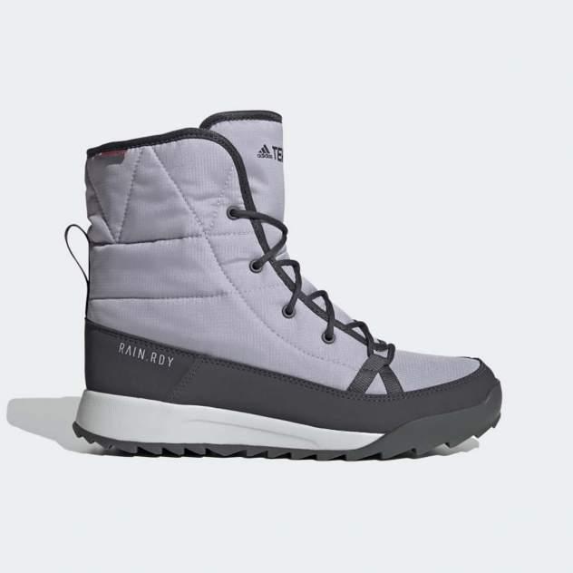 Ботинки женские Adidas TERREX CHOLEAH PADD, серый