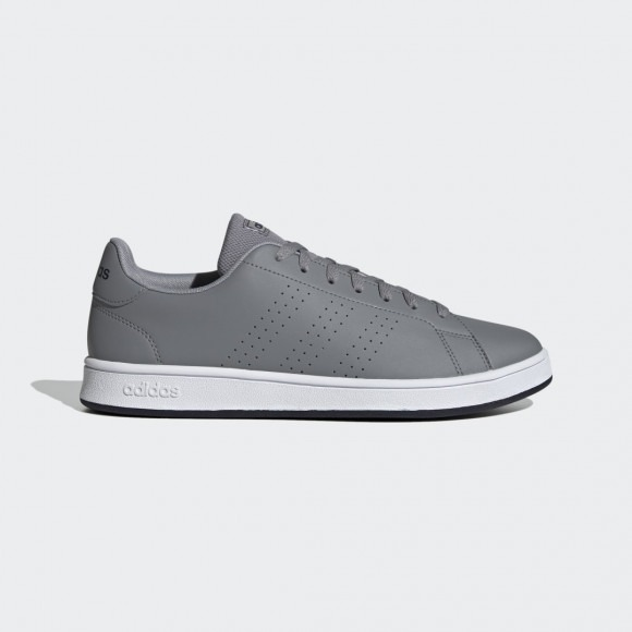 Кеды мужские Adidas Advantage Base, серый